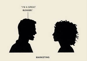 marketing blogger