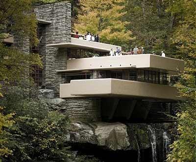 La Casa de la Cascada (Fallingwater)
