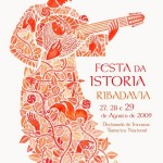 "Cartel de la ""Festa da Istoria 2009"""