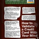 ¿Qué significan los números de tus tarjetas de crédito?