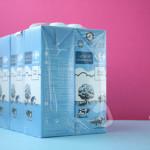 Diseño de packaging: el absurdo TetraBrick de leche Carrefour