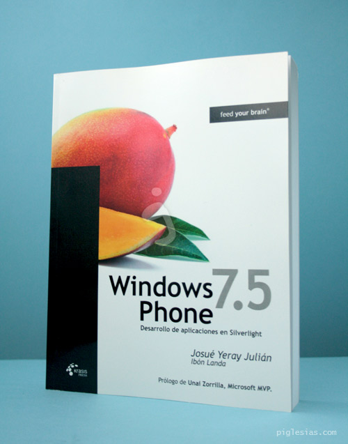 libro windows phone 7.5 mango