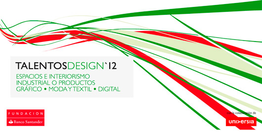 IV Concurso de Diseño TalentosDesign 2012
